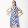 Boho Tile Print (Dress)