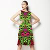 Lava - Graphic Skin (Dress)