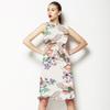 Bird Floral Print (Dress)