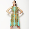 Richly Textured Batik (Dress)