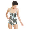 Graphic Movement (Swimsuit)