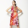 Fragmented Flowers (Dress)