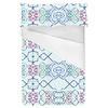Moroccan Print Textiles (Bed)