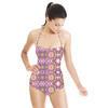 Moroccan Tile Print (Swimsuit)
