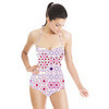 Moroccan Tiled Print (Swimsuit)