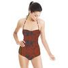 567 Floral Carpet Mix Print (Swimsuit)