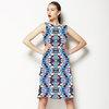 Hexagon Rifts (Dress)