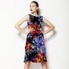 Motion Black Background (Dress)
