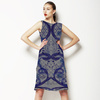 561 Indigo Tribe (Dress)