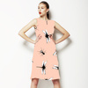 Dragonfly Vector Repeat Print (Dress)