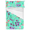 Ditsy Floral Vector Repeat Print (Bed)