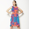 Discrete State Multi-Scale Turing Pattern Number One (Dress)