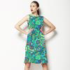 Chequer Swirls (Dress)