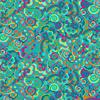 Chequer Swirls (Original)