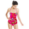 Magenta Chrysanthemum (Swimsuit)