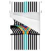 Striped Geo Funk (Bed)