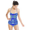 Ornamental Paisley (Swimsuit)