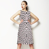 Candie Leopard Animal Print (Dress)