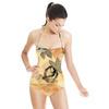 555 Floral Geo (Swimsuit)