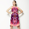 Bright Orchids (Dress)
