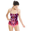 Bright Orchids (Swimsuit)