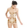 Baroque Golden Vine Frames (Swimsuit)