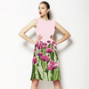 Pink Poppies (Dress)
