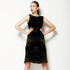 Hexagon Rosette (Dress)