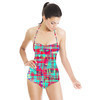 Multicolour Texture (Swimsuit)