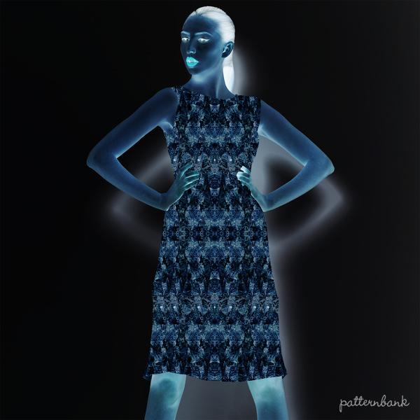 Blue Karakul - Crystalized