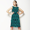 Damask Leopard (Dress)