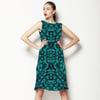 Damask Leopard (Dress)