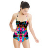 Geo Abstract (Swimsuit)
