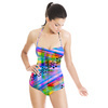 Geometrical Abstract 01 (Swimsuit)