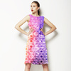 Colorful Triangle Design (Dress)