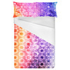 Colorful Triangle Design (Bed)