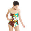 Foral Mash (Swimsuit)
