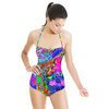 Multicoloured Kaleidoscope (Swimsuit)