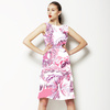 Abstract Waves Pattern (Dress)
