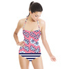Nautical Floral (Swimsuit)