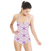 Orchid Triangulations (Swimsuit)