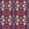 Lichen Floral/Plum (Original)