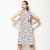 Abstract Waves Allover (Dress)