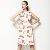 Spring Time Flowers (Dress)