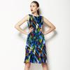 Layered Snakeskin Multi (Dress)