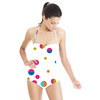 Bubbles and Dots (Swimsuit)