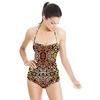 Leopard Skins Pattern (Swimsuit)
