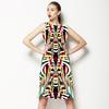 Geometric Mirror Effect (Dress)