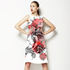 Butterflies and Roses (Dress)