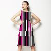 Stripes and Squares (Dress)